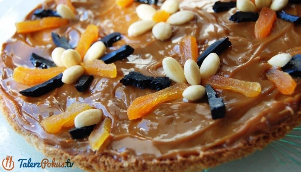Przepisy Ciasta I Desery Wielkanoc Orzechowy Mazurek Z