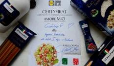 Amore Mio warsztaty kuchni włoskiej z Karolem Okrasą