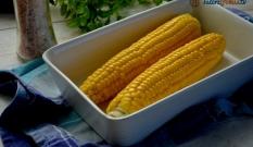 Jak ugotować kukurydzę?