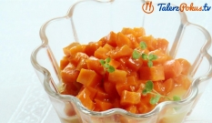 Gotowana marchewka