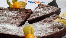 Ciasto bardzo czekoladowe