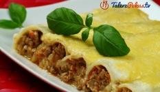 Cannelloni nadziewane mięsem