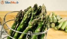 Jak gotować zielone szparagi?