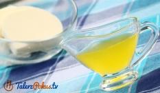 Klarowanie masła