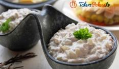 Domowy sos tatarski