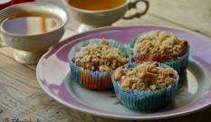Muffinki z jabłkiem i cynamonem